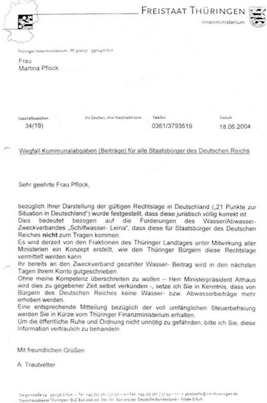 Einigungsvertrag ungültig = DDR Verfassung gültig | monopoli